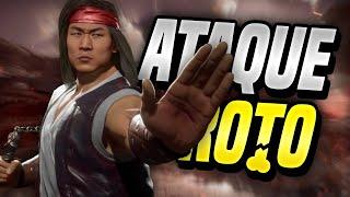 ☠EL MEJOR ATAQUE DE LIU KANG - Mortal Kombat 11