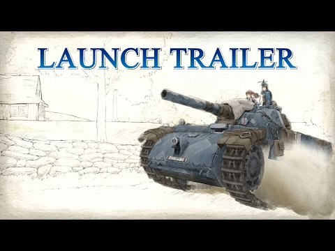 Valkyria Chronicles Remastered Available Now!