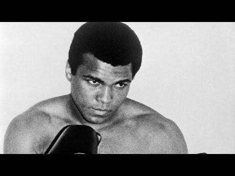 That time Muhammad Ali did a magic show for the local kids