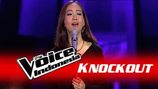 Gloria JessicaA Sky Full Of StarsKnockout The Voice Indonesia 2016