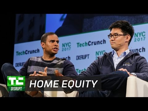 Unlocking Home Equity with Point and Cadre | Disrupt NY 2017