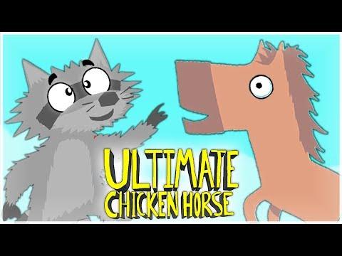 ultimate chicken horse угар