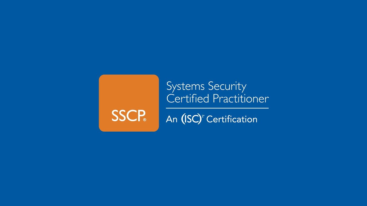 It Security Certification Sscp Systems Security
