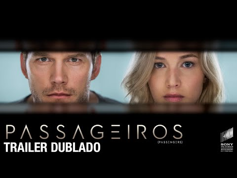 Trailer do filme Passageiros