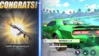 SPENDING 17,000 DIAMONDS on the NEW CAR and GUN SKINS in Rules Of Survival! Spending Diamonds #2