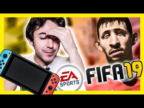 NINTENDO SWITCH: NO COMPRES FIFA 19... A MENOS QUE TE GUSTE LA SAGA...