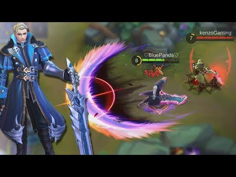 EPIC NEW Alucard Rework & NEW Skill Effects! Mobile Legends Patch Gameplay