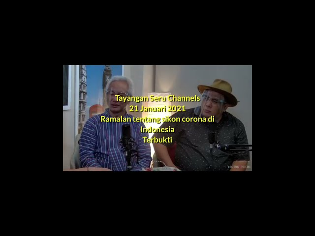 Review ramalan di podcast #seruchanneltrv