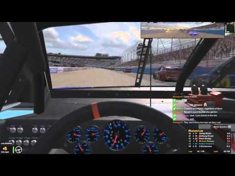 iRacing - 2016 NASCAR iRacing Series - Race 4-2 - Phoenix