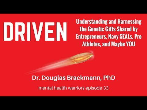 Understanding and Harnessing the Genetic Gifts Shared by Entrepreneurs, Navy SEALs, Pro Athletes, an
