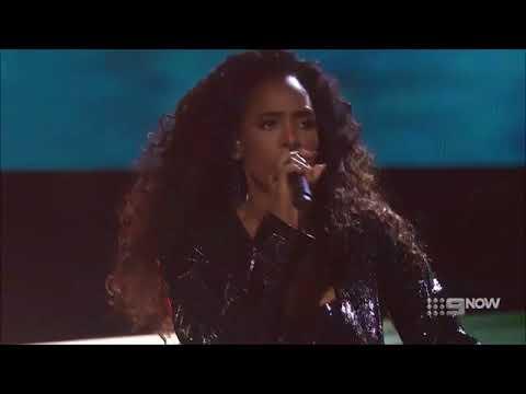 Shannon Holtzapffel choreography The Voice AU Season 7 Final   Sam & Kelly duet Michael Jackson streaming vf