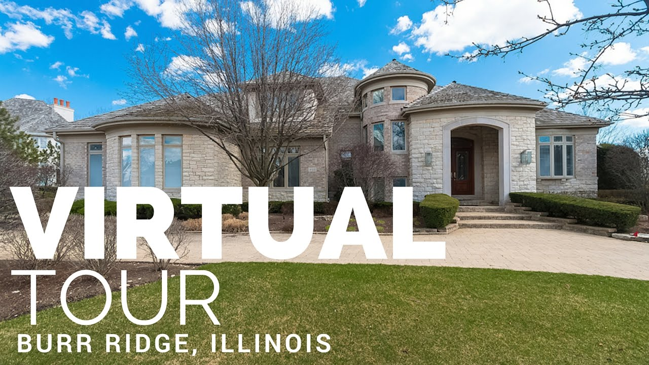Luxury Homes For Sale In Burr Ridge Illinois