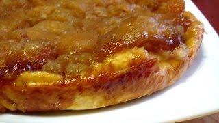 """Яблочный пирог """"Язык проглотишь"""". 4 ингредиента. Рецепт"""