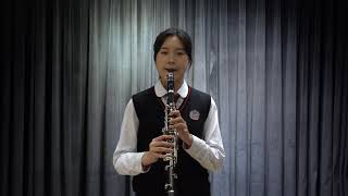 Louis spohr clarinet concerto no.1 박슬주