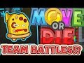 THIS GAME WILL TEAR THESE TEAMS APART!! - MOVE OR DIE!