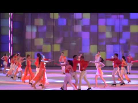 """Holiday on Ice"" in  Basel 2015"