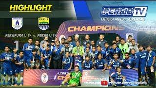 Download Video [Highlight]  Persipura U-19 (1) vs (0) PERSIB U-19 | FINAL Liga 1 U-19 2017 MP3 3GP MP4