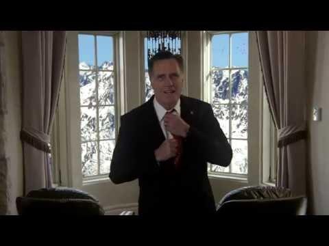 Mitt Romney VS Evander Holyfield