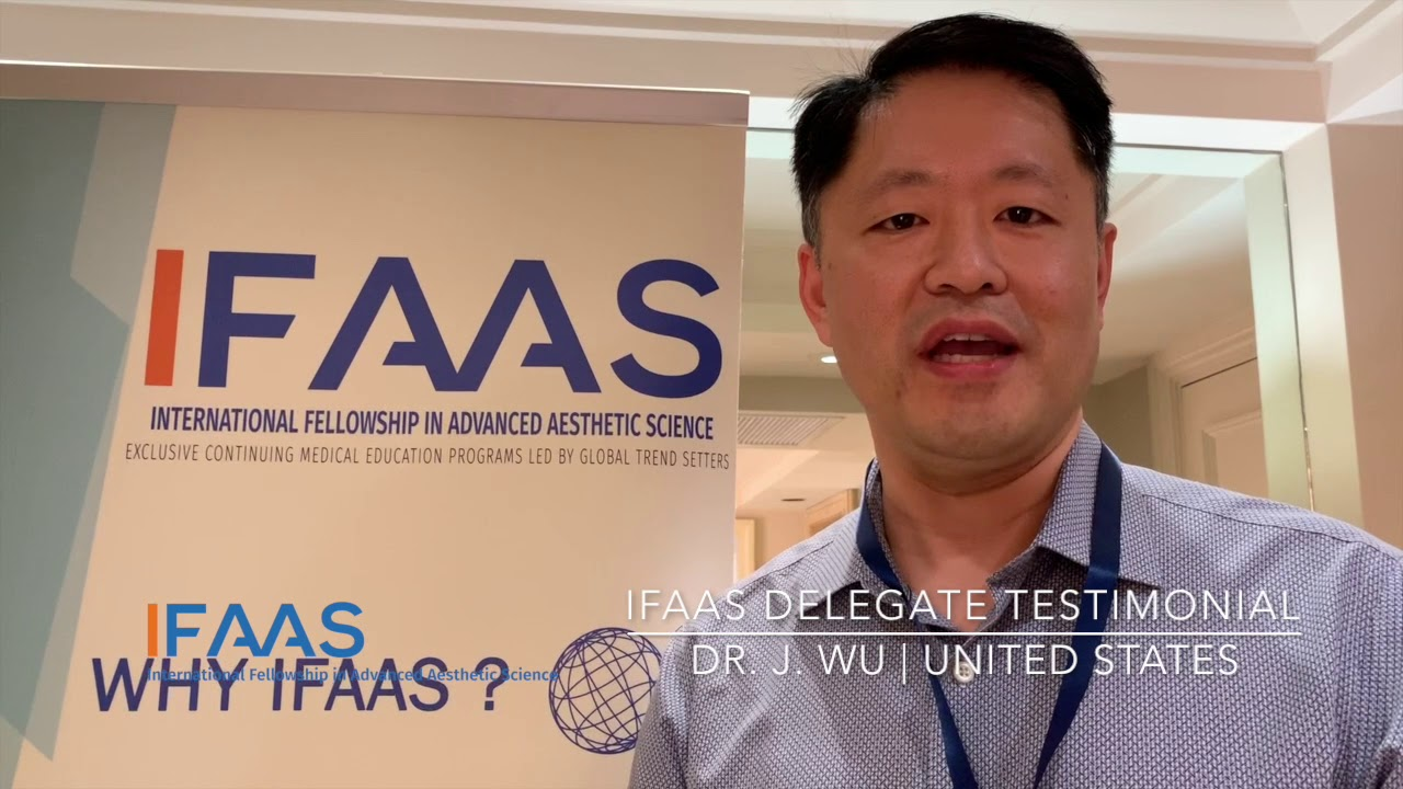 IFAAS Delegate Testimonial - Dr  James W  | United States