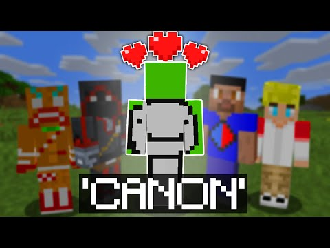 What Does 'Canon' Mean on the Dream SMP? (How Many Lives LEFT!)