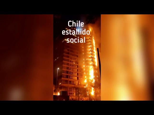 Chile violencia y estallido social
