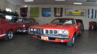 1971 Plymouth Cuda  for sale with test drive, driving sounds, and walk through video