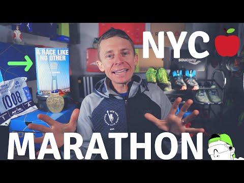 New York City Marathon Results: Nutrition, Racing Shoes, Course And Pacing