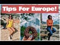 How To Plan A Trip To Europe! | MostlySane