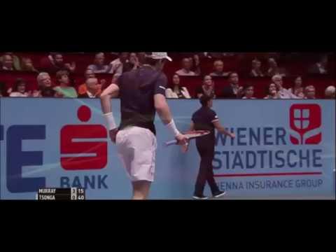 Andy Murray vs Jo-Wilfried Tsonga - Highlights - 2016
