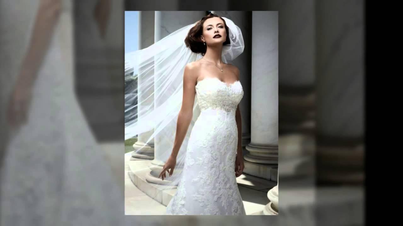 Casablanca Bridal 2072 Wedding Dress