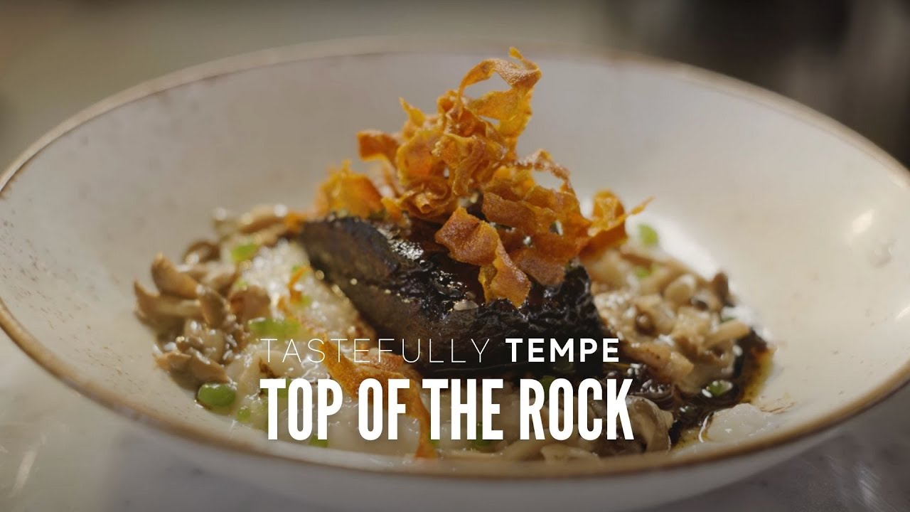 Tempe Tourism Top Of The Rock Final Version Youtube