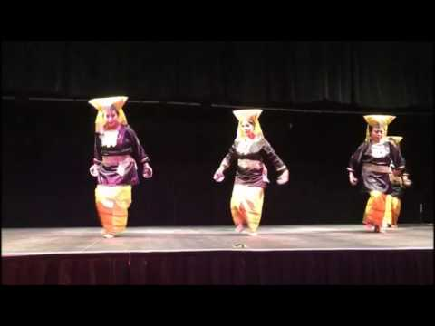 VIDA Florida - PIRING DANCE - Cultural & Arts Showcase, King Center, Melbourne, FL