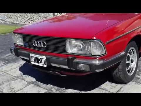 Audi 100 5s 1981