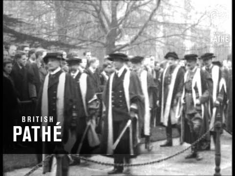 Mr. Balfour Becomes A Chancellor (1910-1919)