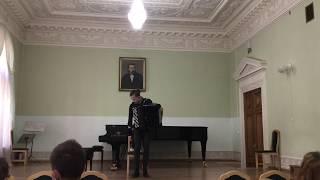 "J.S.Bach.""Prelude and Fugue fis-moll (2WTC)""/И.С.Бах.""Прелюдия и Фуга фа диез минор(2 т.ХТК)"" BWV883"