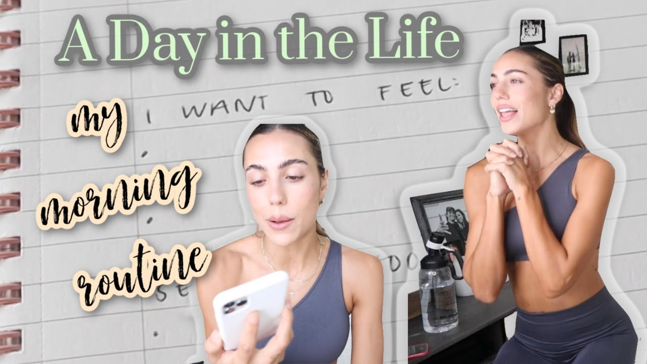 A Day In My Life | My Morning Routine | Health & Mindfulness | Sami Clarke
