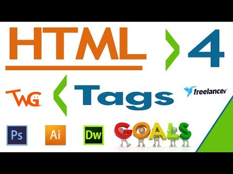 #4 HTML Tags Tutorial For Beginners in Hindi 2019  Must Watch Full Web Design Series!! thumbnail