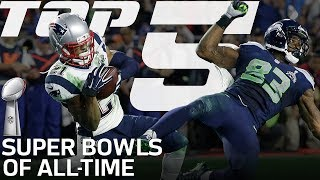 Top 5 Super Bowls of All-Time | NFL Highlights