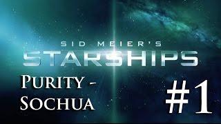 Let's Play Sid Meier's Starships - Sochua #1