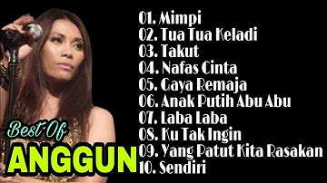 Anggun C Sasmi Full Album Mp3   Anggun Mimpi   Anggun Tua Tua Keladi   Album Lagu Pop Indonesia 90an