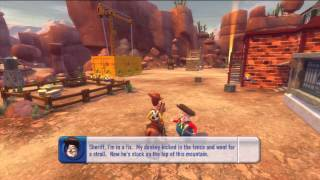 Toy Story 3 (Xbox 360) Part 4: Missions For Stinky Pete