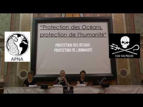 """APNA - Sea Sheperd, """"Protection des océans, protection de l'humanité."""""""
