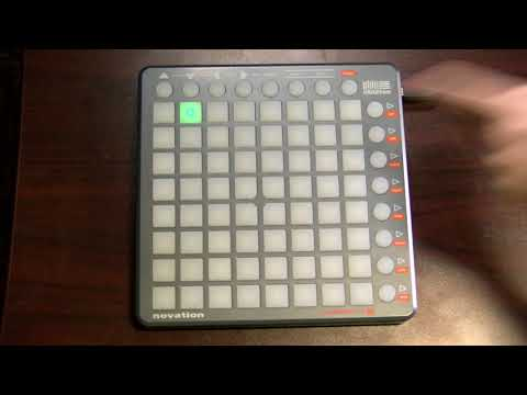 NewTek Tuesday Tutorial: How to use a Novation Launchpad to