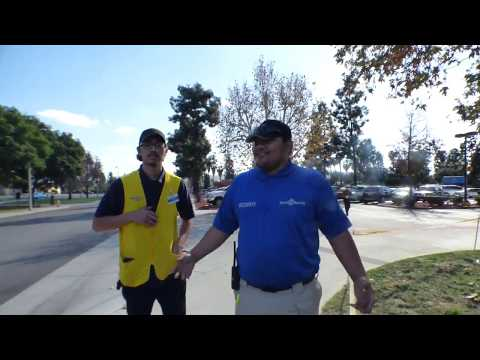 Walmart Security BULLYING the Homeless PUT IN CHECK by Photographers (explicit language)