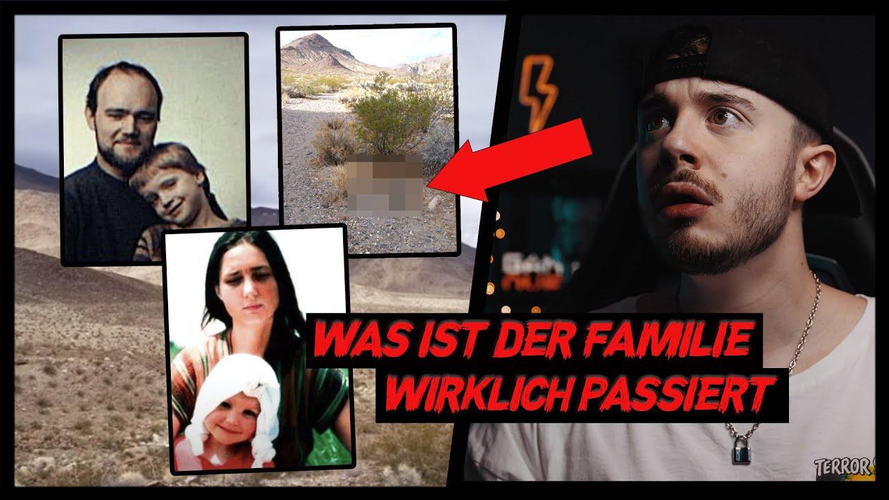 Eine deutsche Familie die für immer verschwand! Was passierte in der Death Valley Wüste?