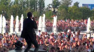 Download Arash in Moscow 30th July 2011 Mp3 and Videos