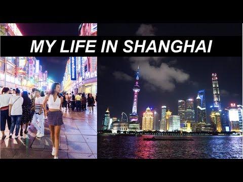 My Life in Shanghai VLOG | 上海VLOG | Shanghai Theatre Academy 上海戏剧学院 | Jenny Zhou 周杰妮