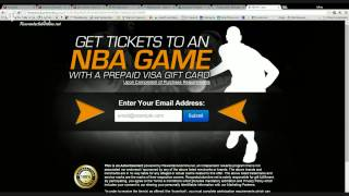 Win NBA Tickets Miami Heat, Win NBA Tickets Thunders or Win NBA Tickets of Your Choice