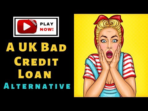 Bad Credit Loans UK - Do You Actually Need One?