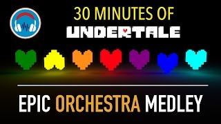 [Undertale] - 30 Minutes Orchestral Medley Vol. 1